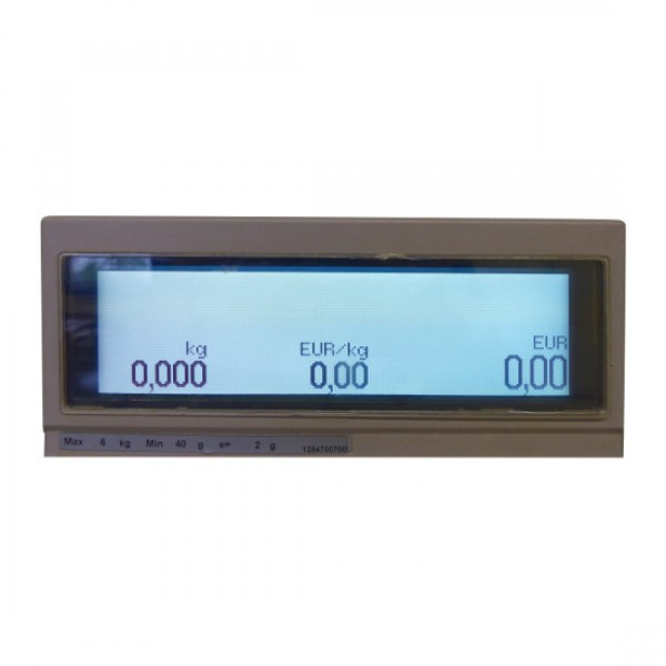 Bizerba SC 800 Display