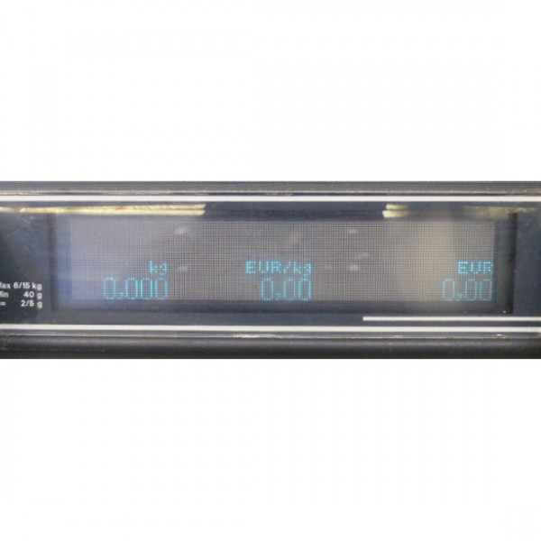 Bizerba SW 800_Display