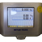 Mettler-Toledo UC3_Display